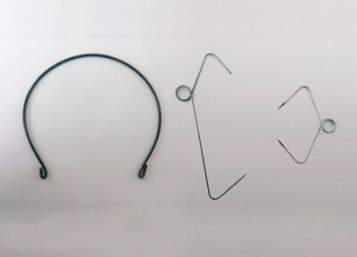 3D Clips and Needle