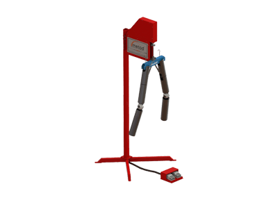 3D Bendable Leg With Station (Hanger 2)