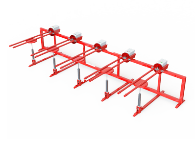 Multi Scraping Robot (Horizontal Or Vertical)