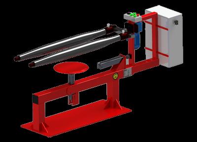 Full Automated Scraping Machine (Horizontal)