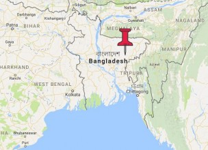Our representative in Bangladesh started giving service